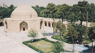 Khanqah - Tohidkhaneh, a medieval khanqah in Isfahan, Iran.