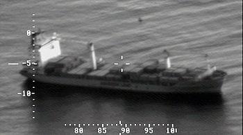 090409-N-0000X-032 INDIAN OCEAN (April 9, 2009...