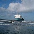 Maersk Yare 1990 beached.jpg