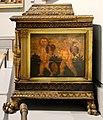 Maestro di marradi, cassone con la storia del maestro di falerii, 1490 ca. 03.jpg