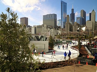 Maggie Daley Park Park in Chicago