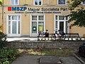 Magyar Szocialista Párt Komárom-Esztergom Megyei Közéleti Központ, 2017 Tatabánya.jpg