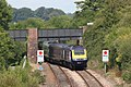 Maiden Newton - fGWR 43078 arriving from Bristol.JPG