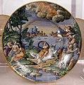 Maiolica di urbino, europa e giove, 1550 ca.jpg