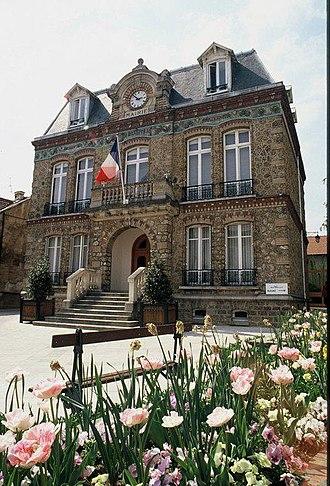 Villiers-le-Bel - City hall
