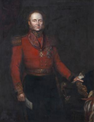 88th Regiment of Foot (Connaught Rangers) - Lieutenant-Colonel John Wallace who commanded the regiment during the Peninsular War