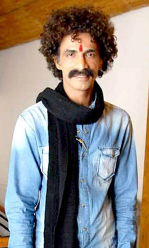 Makarand Deshpande - Makarand Deshpande at Zee Marathi TV serial 'Kesari' launch