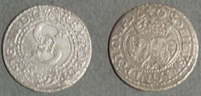 Солід (шеляг) Сігізмунда ІІІ Вази