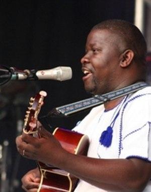 Music of Guinea-Bissau - Guinea-Bissau musician Manecas Costa