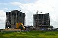 Mani Casadona - Commercial Project Under Construction - Rajarhat - North 24 Parganas 2013-06-15 0118.JPG