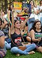 Manifestación contra el Toro de la Vega. Rompe una Lanza 2014 (50).jpg
