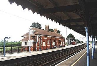 Manningtree - Manningtree Station