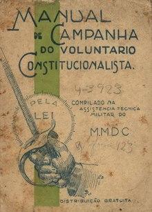 Manual de Campanha do Voluntario Constitucionalista, Arquivo Público do Estado de São Paulo.pdf