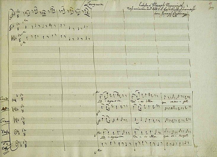 Manuscript of the last page of Requiem.jpg