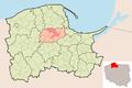 Map - PL - powiat kartuski - Kartuzy.PNG