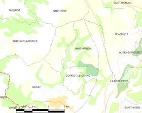 Map commune FR insee code 21195.png