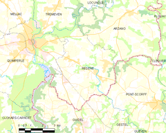 Map commune FR insee code 29234.png