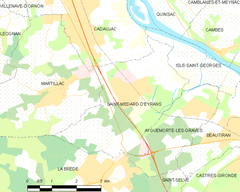 Map commune FR insee code 33448.png