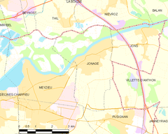 Map commune FR insee code 69279.png