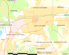 Map commune FR insee code 77243.png