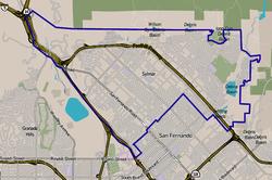 Sylmar Los Angeles Wikipedia