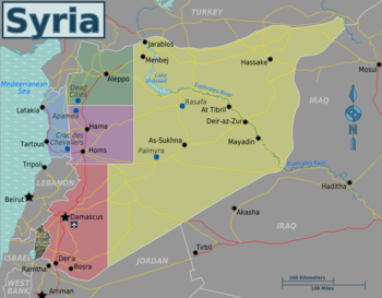 Syria – Travel guide at Wikivoyage