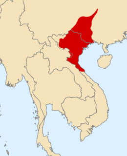 Ngô dynasty Mornachs in Vietnam from 939–965