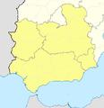 Mapa Segunda B Grupo IV 2012-13.png