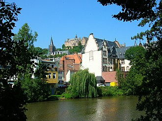 Marburg - Marburg on the Lahn