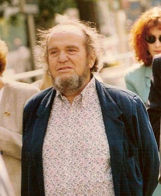 Marco Ferreri - Marco Ferreri at Festival de Cannes (1991)
