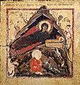 Margaritone d'arezzo, madonna col bambino in trono e scene religiose, 1263-64 ca. 02 natività.jpg