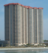 Margate Hotel Tower In Myrtle Beach