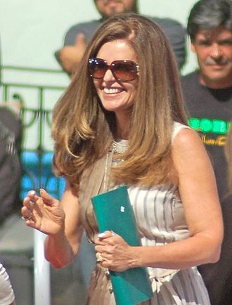 Maria Shriver - Shriver in April 2013