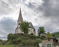 Maria Wörth Pfarrkirche hll. Primus und Felizian NNW-Ansicht 14052019 6713.jpg