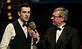 Mark Selby and Rolf Kalb at Snooker German Masters (DerHexer) 2015-02-08 04.jpg