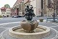 Marktweiberbrunnen am Klosterplatz in Zittau 01(js).jpg