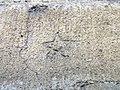 Marque de tâcheron sur la collégiale de Neuchâtel étoile.jpg