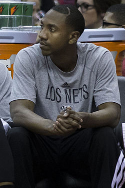 Image illustrative de l'article Marquis Teague