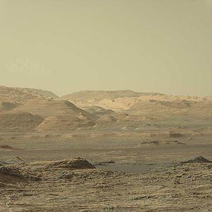 הר אאוליס על מאדים
