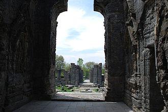 Martand Sun Temple - Martand gate