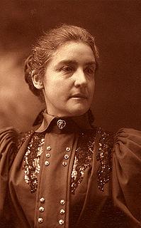 M. Carey Thomas American suffragist