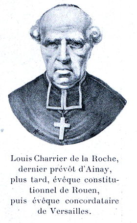 Image illustrative de l'article Louis Charrier de La Roche