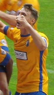Martin Riley (footballer) English footballer