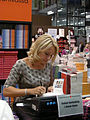 Martina Haag at Göteborg Book Fair 2012 1.jpg