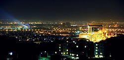 Mashhad City at night.jpg