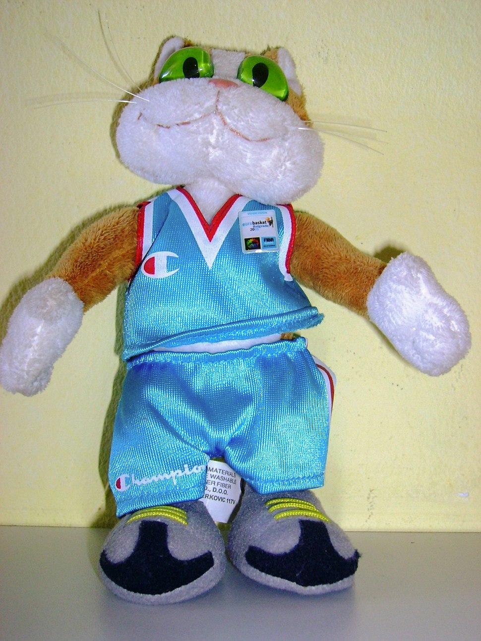Maskota 2003ep