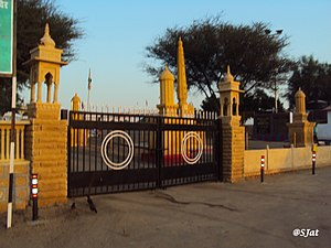 Charan - Tanot Rai Temple, Jaisalmer