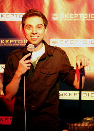 Matt Kirshen - Matt Kirshen performs at the 300th episode party for Skeptoid: Critical Analysis of Pop Phenomena podcast