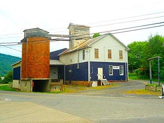 Mattawana, Pennsylvania - Feed mill