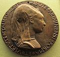 Matteo de' pasti, medaglia di isotta degli atti, monaco.JPG